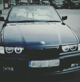 For sale BMW E36 Convertible
