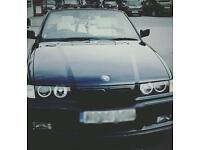 For sale BMW E36 Convertible