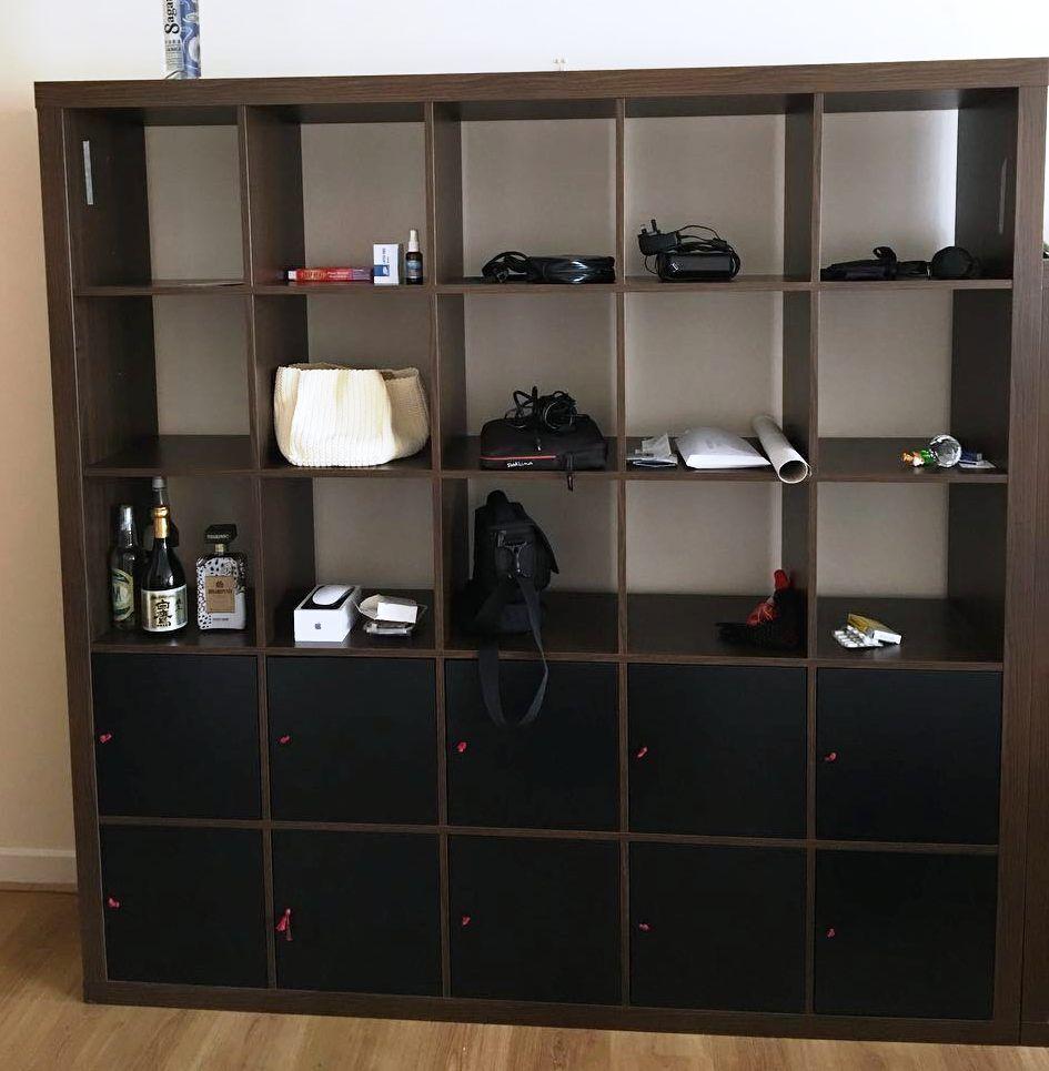Ikea Kallax Cube Storage Unit