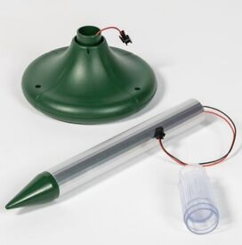 Advanced Solar mole repeller