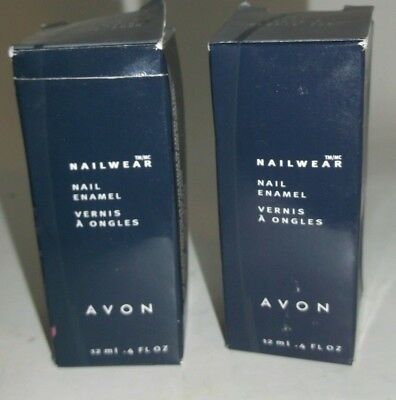 Avon Nailwear Nail Enamel - Avon Nailwear Nail Enamel You Choose the Shade