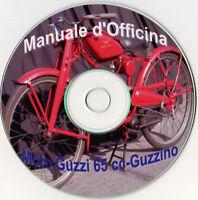 Manuale Uso E Manutenzioe Moto Guzzi 65 Cc Guzzino -  - ebay.it