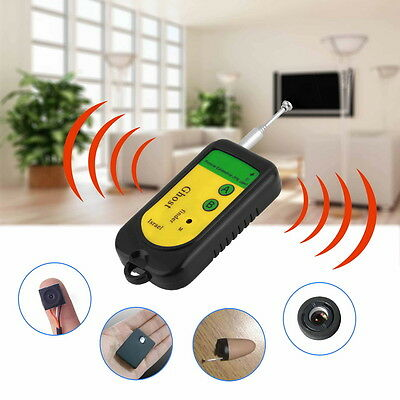 New Signal RF Wireless Detector Tracer Camera Wireless Device Finder Detector TF