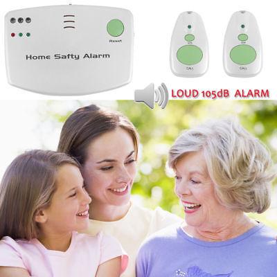 Home Security Sicherheitsalarm Empfänger Anrufalarmsystem für Kinder / Älteste Home Security Alarm