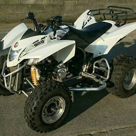 quadzilla 320 cvt road legal