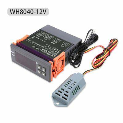 12v24v110v220v Digital Air Humidity Control Controller Wh8040 Range 199 Nd