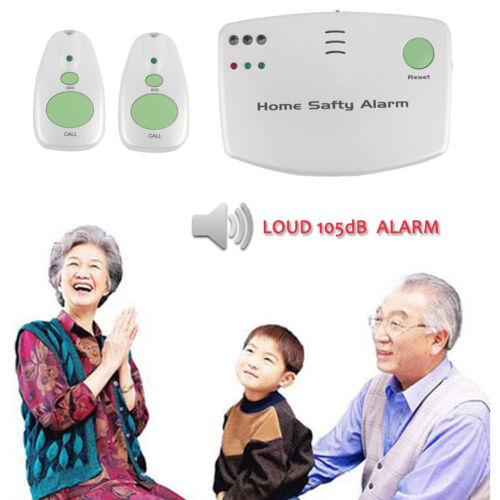 Home Safety Alarm Alert System For Patient Medical Elderly H