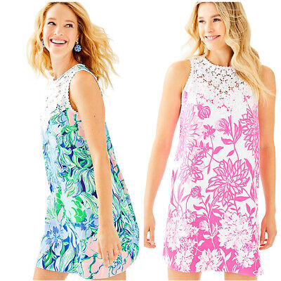 - Lilly Pulitzer Nala Soft Shift Dress, $198, Two colors, Easy fit!