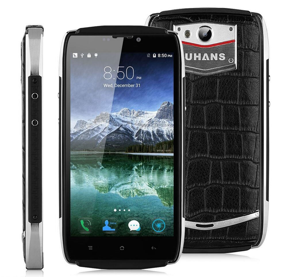 """New 5"""" UHANS U200 4G Mobile Smartphone Android 5.1 Quad Core 16GB/2GB Leather Back GPS UNLOCKED 2SIMin Wimbledon, LondonGumtree - This is the International Version. 2GB RAM 16GB ROM 1 Year UK Warranty! Android OS Brand new and sealed. Official Global ROM with Google Play preinstalled(download any apps you want) 100% Unlocked dual SIM dual standby. This is rugged, shockproof and..."""