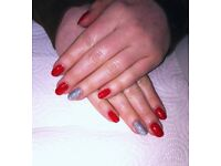 Gel nails gel polish nail extensions acrylic dip