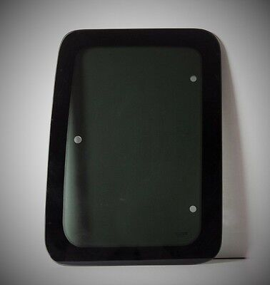 Fit 99-14 Ford F Series Quarter Glass F250,F350,F450,F550,F650 Passenger side for sale  El Monte
