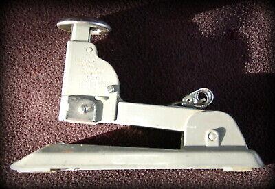 Swingline No.13 Stapler Heavy Duty Staples Vintage Gray