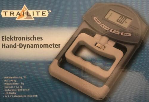 Trailite Elektronisches Hand-Dynamometer Trainer TL-LSC100 Grey