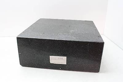Xyratex 37915-02a Granite Inspection Surface Plate 15 X 15 X 6