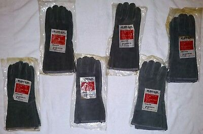 Welders Welders Glove Gloves Six 6 Pairs New Covers Wrists