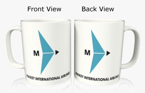 Mackey International Airlines Coffee Mug