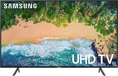 """Samsung 55"""" Class (UN55NU710DFXZA) NU7100 Smart 4K UHD TV"""