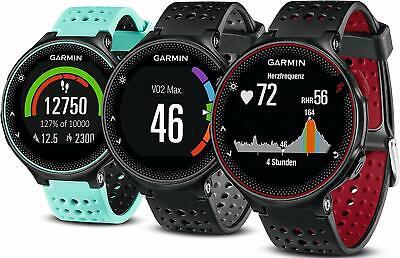 Garmin Forerunner 235 GPS Running Watch & Activity Tracker - Grade A/B/C