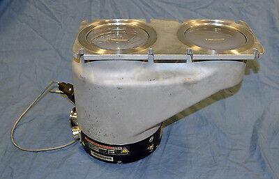 Edwards Ext 200200h 24v Dc Turbo Molecular High Vacuum Pump 200 Ls 60 Zq 2000
