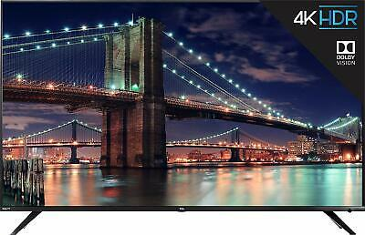 "TCL 55R617-CA 4K Ultra HD 55"" Smart LED Tv"