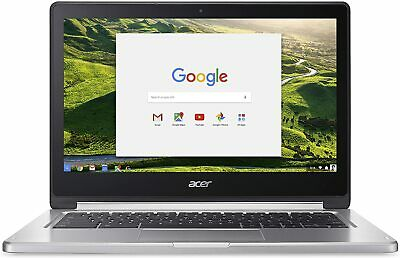 """Acer Chromebook R 13 CB5-312T 13.3"""" 64GB SSD Touchscreen 2 in 1 Laptop Tablet"""