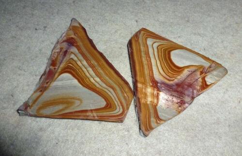 2 Bullseye Beige Wonderstone Stone Slabs