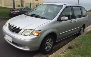 2000 Mazda MPV Automatic 7 Seater with Rego