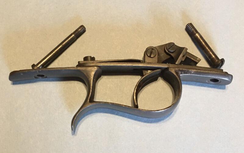 Fine WW I Era, Italian Vetterli Rifle, Trigger Guard With Trigger Group & Screws