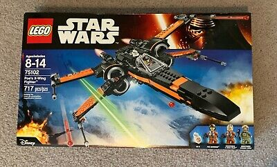LEGO Star Wars Poe's X-Wing Fighter (75102) (Sealed)