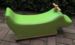 Ride-On Crocodile Toy Push Along Golden Grove Tea Tree Gully Area Preview