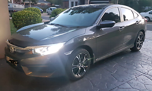 Honda Civic sedan Calder Park Brimbank Area Preview