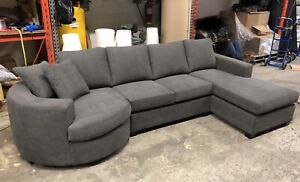 Canadian Made Custom Sectionals Under $1449