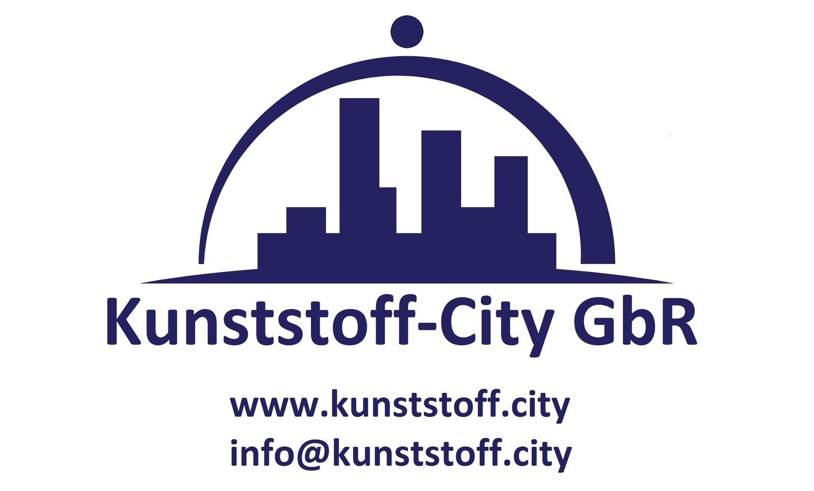 Kunststoff-City