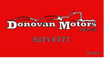 Donovan Motors