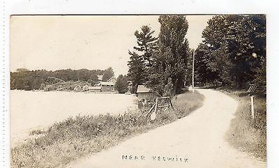 NEAR KESWICK: Ontario Canada postcard (C7510)