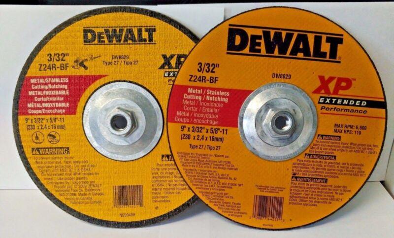 DEWALT DW8811 5-Inch by 3//32-Inch by 5//8-Inch-11 XP Cutting and Notching Wheel