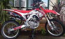 2015 crf450r Tumut Tumut Area Preview