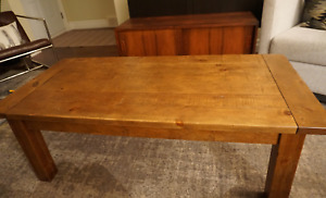 Coffee Table - Reclaimed Wood - Pottery Barn