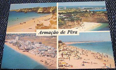 Portugal Armacao de Pera Multi-view - posted 1980