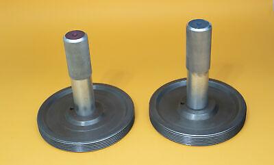 Npt Pipe Thread Go And Nogo Plug Gage 6 - 8 Set