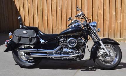 2013 XVS650A Yamaha Classic