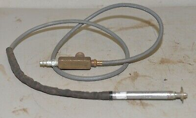 Dotco Pneumatic Pencil Grinder 60000 Rpm Jewelry Machinist Tool Pn 10r0401