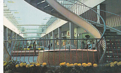 Lloyd Center Mall Portland Oregon Postcard (Lloyds Center)