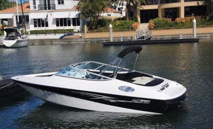 NEW Bullet Boat 6M Bowrider 220HP(60+MPH) Sea Ray Crownline Four Winns  Helensvale Gold Coast North Preview