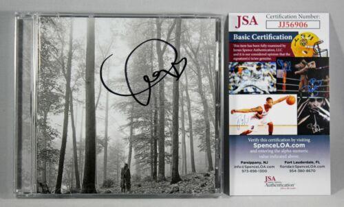 TAYLOR SWIFT SIGNED FOLKLORE CD 2020 ALBUM AUTOGRAPHED LOVER RED RARE +JSA COA