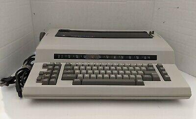 Vintage Sears The Electronic Communicator 2 Electric Typewriter Model 161.53030