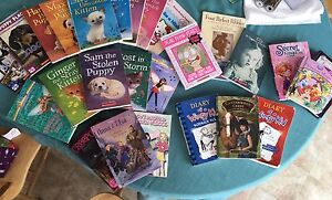 Young Girls Books -25 Books