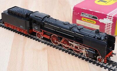 Trix Express 2204 Dampflok mit Tender Baureihe 01 der DB / Guss / OVP