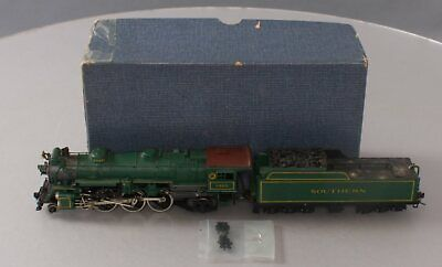 PFM United HO BRASS SRR 4-6-2 PS-4 Pacific Steam Loco & Tender painted w/DCC&SND