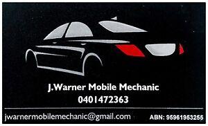 J. Warner Mobile Mechanic